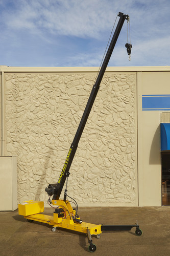 S1 Global Mini Crane Added to Smart-Rig Product Line