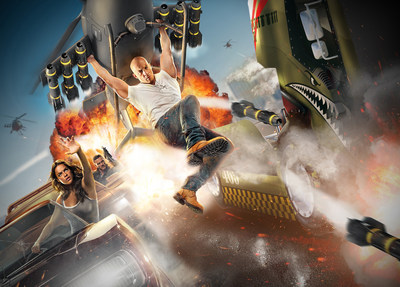 One of the most successful film franchises of all time will soon become one of Universal Studios Florida's most action-packed ride experiences.  Universal Orlando Resort announced today that Fast & Furious: Supercharged will join its incredible lineup of attractions in 2017 - continuing the unprecedented growth of the destination. Guests will experience a high-octane journey that fuses an original storyline and incredible ride technology with everything that fans love about the films-popular characters...