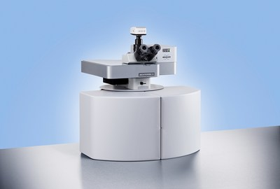 Raman microscope SENTERRA II with laser class 1-enclosure