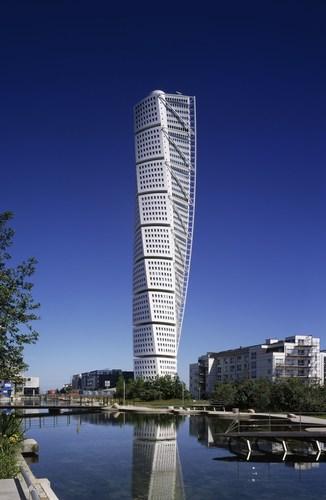 Turning Torso (PRNewsFoto/Santiago Calatrava) (PRNewsFoto/Santiago Calatrava)