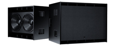 Amadeus, based in France, one of the premiere manufacturers of high-end sound reinforcement systems, has announced that their highly-anticipated ML 28 subwoofer is now shipping and available through dealers in Europe and Asia. The ML 28 subwoofer was premiered at the 2013 Musikmesse Prolight + Sound Frankfurt Expo. This new subwoofer, fitted with dual 18-inch speakers, combines a set of unique acoustical properties with high-timbral precision and extraordinary power handling capability. (PRNewsFoto/Amadeus)