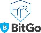 Blockchain Meets Biometrics: HYPR Corp. and BitGo Announce Partnership