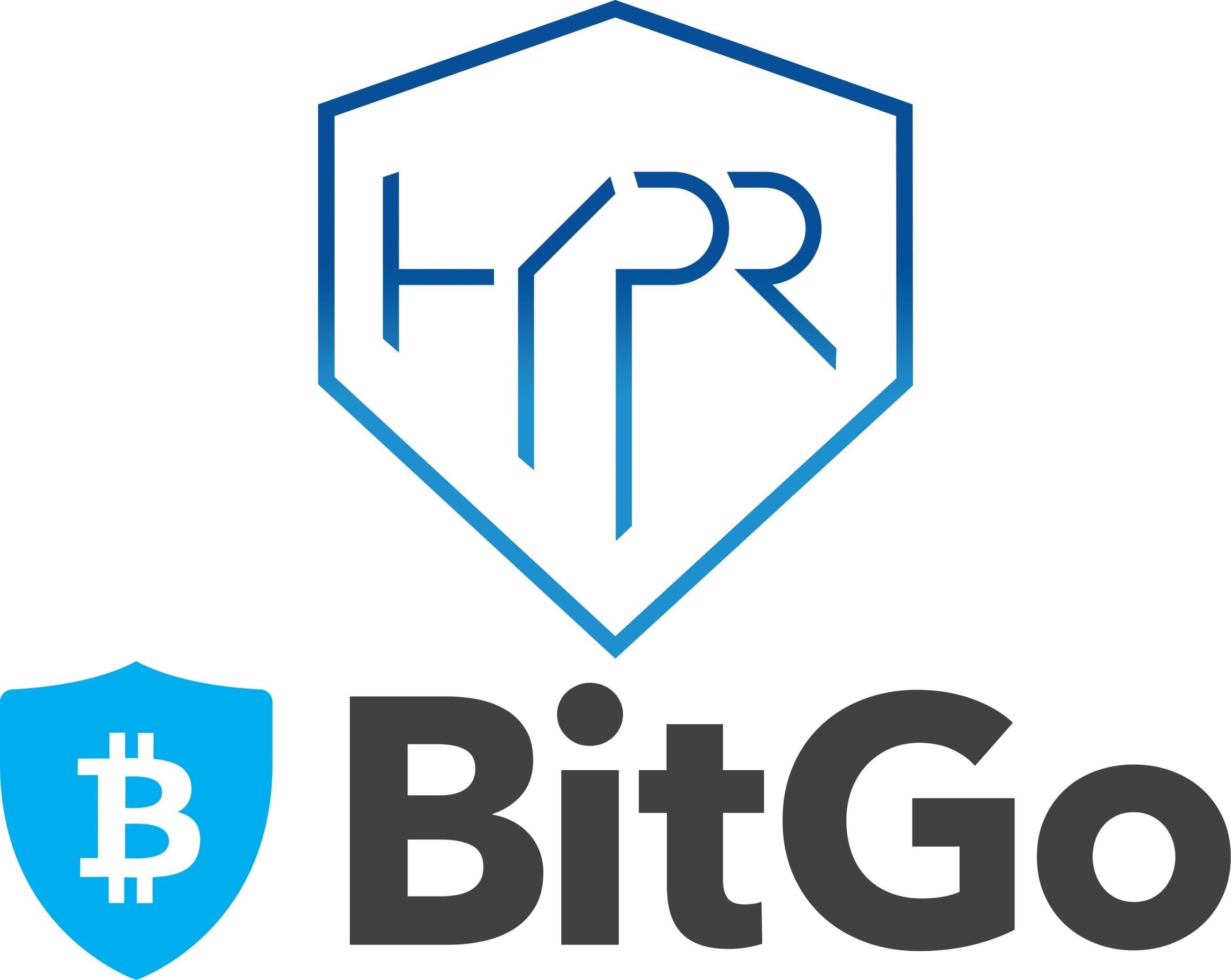 HYPR Corp. BitGo Logo