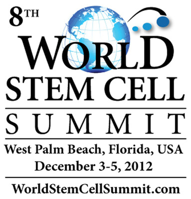 8th Annual World Stem Cell Summit Logo.  (PRNewsFoto/Genetics Policy Institute)