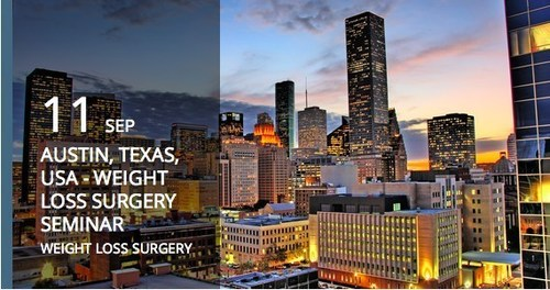 Free weight loss surgery seminar in Austin, Texas (PRNewsFoto/Mexico Bariatric Center)