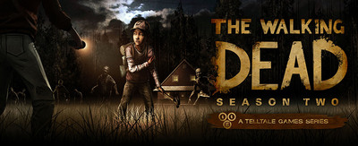 The Walking Dead: Season Two - A Telltale Games Series. (PRNewsFoto/Telltale, Inc.) (PRNewsFoto/TELLTALE, INC.)