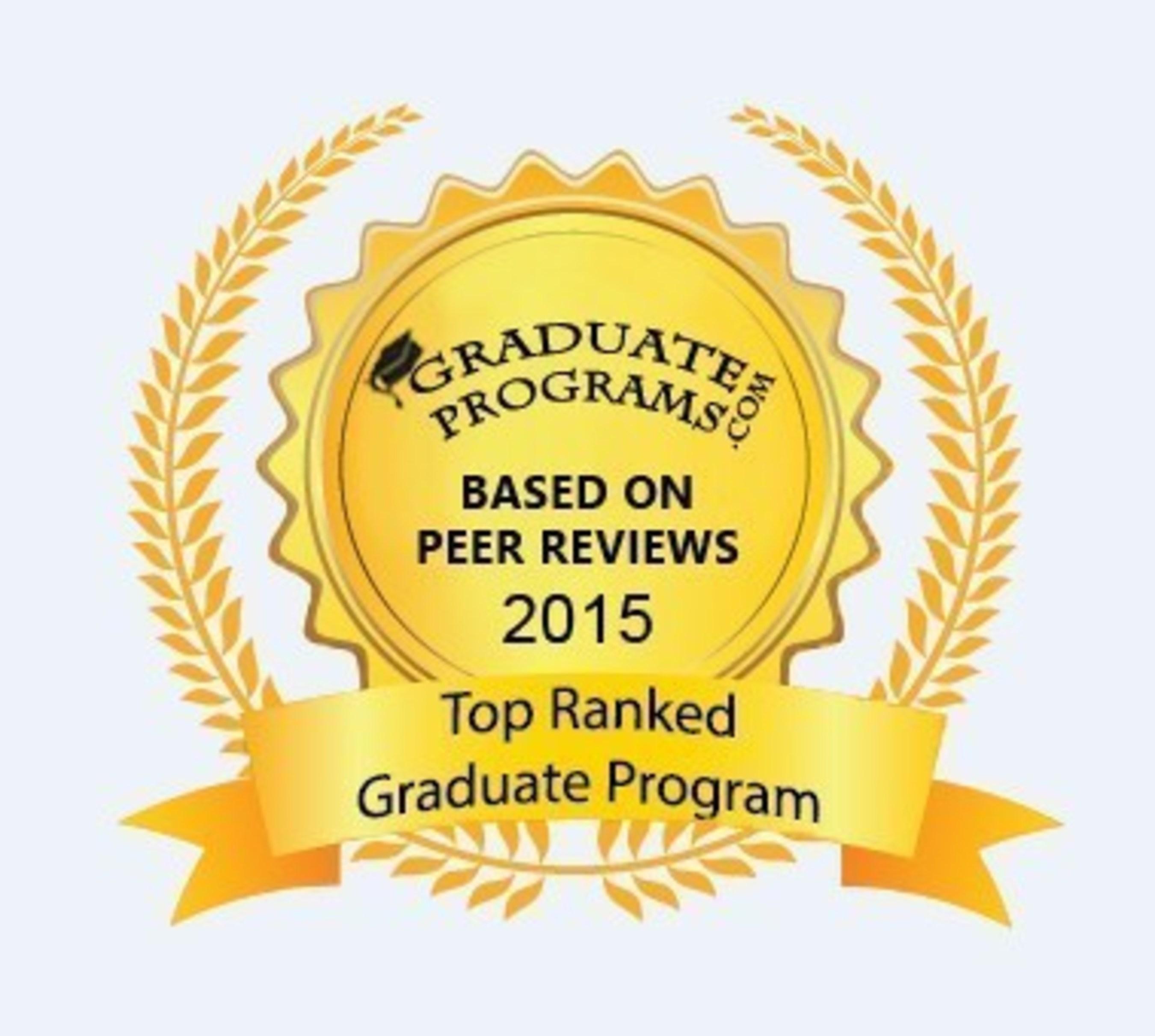 Graduateprograms.com Announces Top Online Graduate Program Rankings