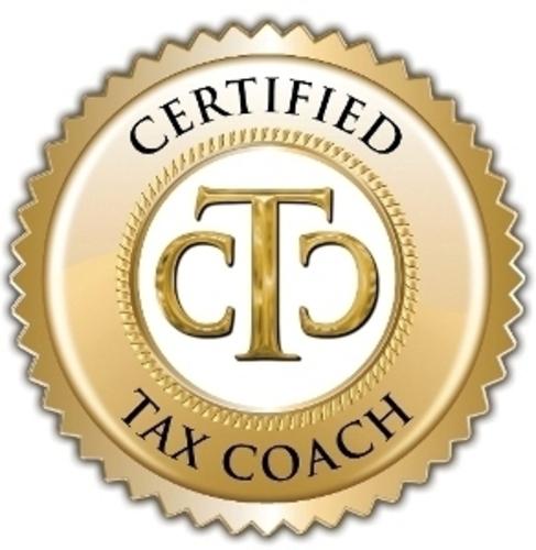 Certified Tax Coach logo (PRNewsFoto/American Institute of Certified)