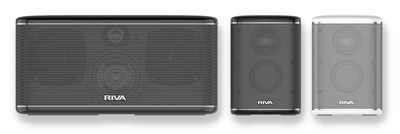 RIVA Audio introduces the RIVA WAND Series multi-space music system with unrivaled audio quality. Now you can enjoy more freedom with the most connectivity options including Wi-Fi, DNLA, DDMS, Airplay, Bluetooth and stream unlimited audio content through Spotify Connect, Pandora, YouTube, AirPlay(R) and many more.