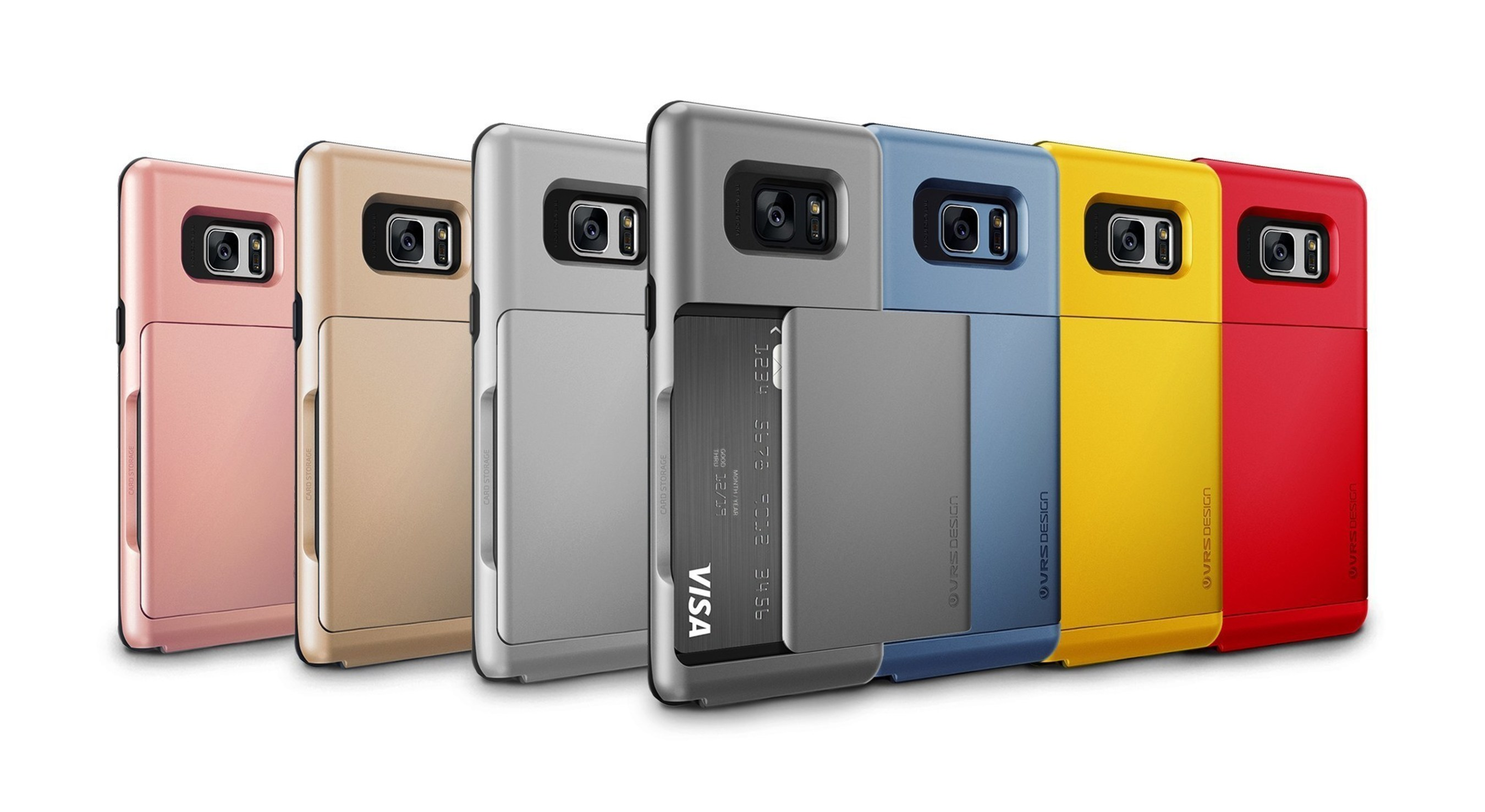 VRS Design introduces the Damda Glide Series. Available in seven different colors: Rose Gold; Shine Gold; Light Silver; Dark Silver; Blue Coral; Indie Yellow; Apple Red