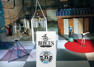Give Them Bread & Circus ~ Blue Oven Bakery and BIRCUS Brewing