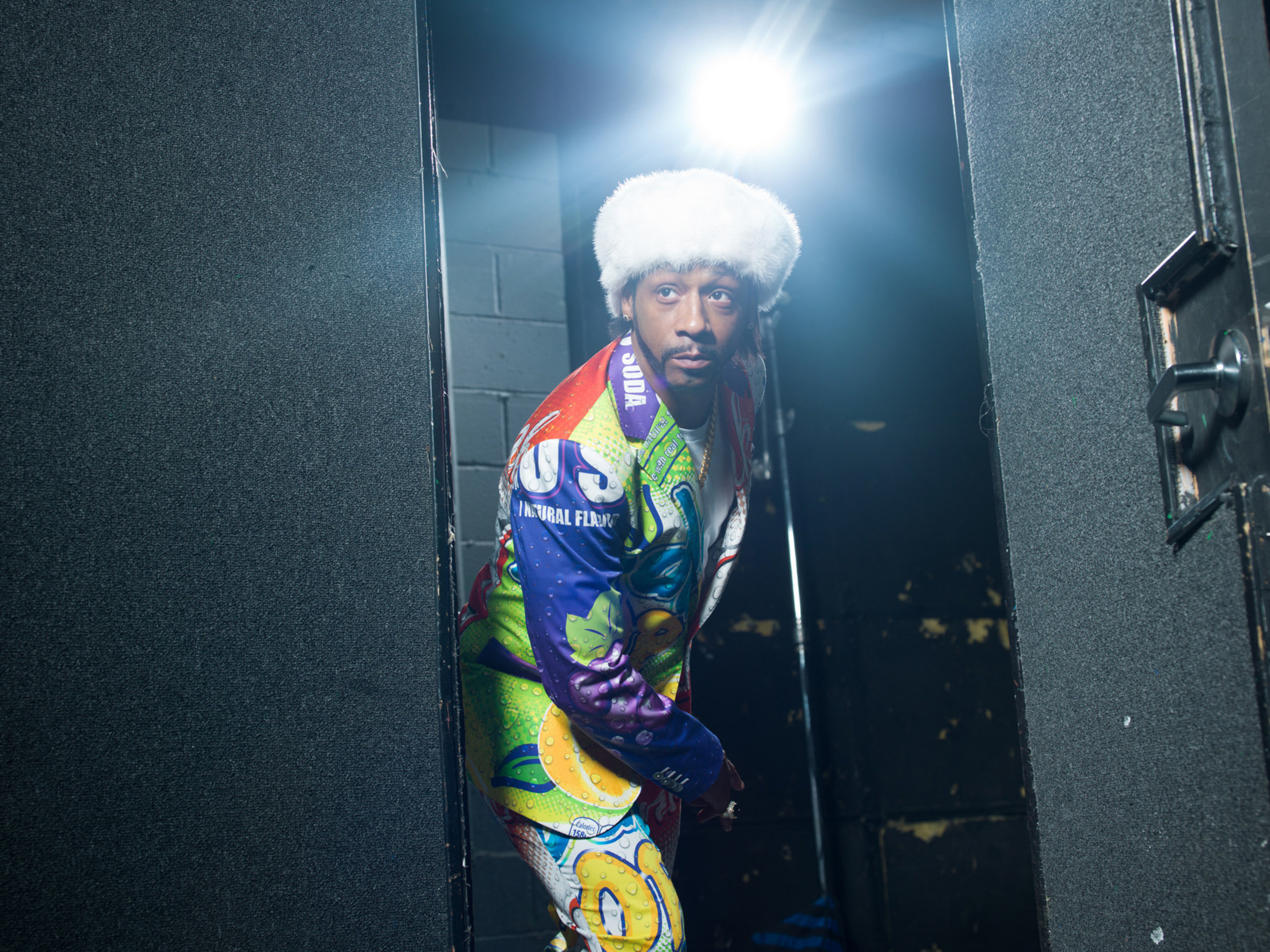 Katt Williams' Announces Additional Tour Dates for Conspiracy Theory. Credit: Derek Blanks