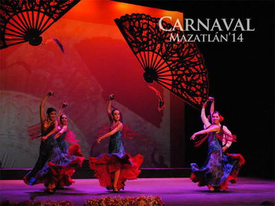 Evening of the Arts combines 30 of the best musicians and choreographers and is only one of the many cultural events taking place during Carnival 2014 in Mazatlan, Mexico. (PRNewsFoto/Mazatlan) (PRNewsFoto/MAZATLAN)