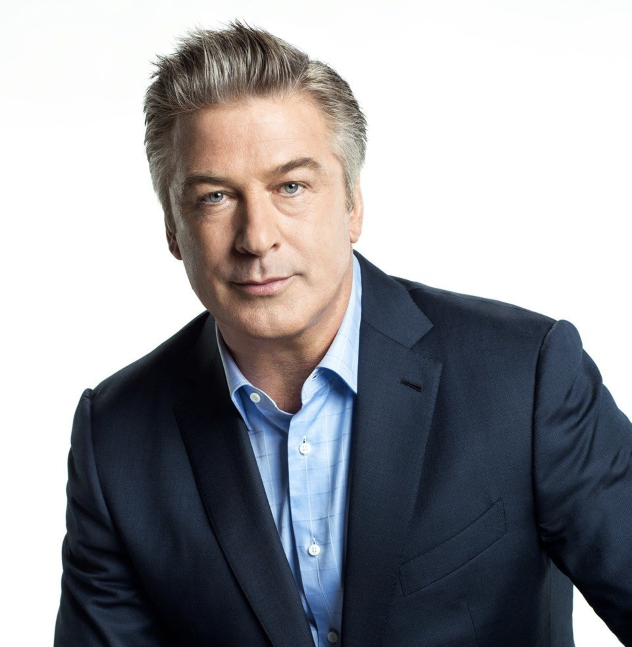 ALEC BALDWIN Supports Global Down Syndrome Foundation