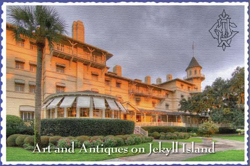 Jekyll Island Club Hotel Presents Inaugural Antiques Show