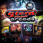 Stern Pinball Announces Its Release of 'The Stern Pinball Arcade' For PS4 and Xbox One