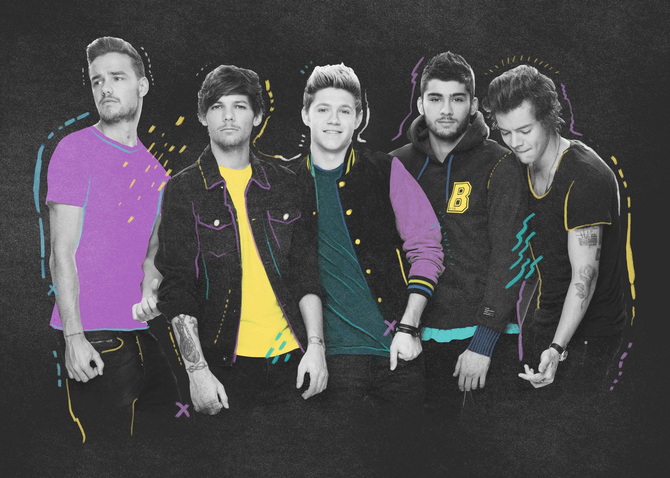 ONE DIRECTION ANNOUNCES 2015 EUROPEAN AND NORTH AMERICAN STADIUM TOUR
