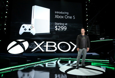 Microsoft to launch slimmer Xbox One S