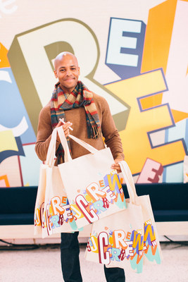 J.Crew Tote bags to be won at J.Crew X JetBlue at T5