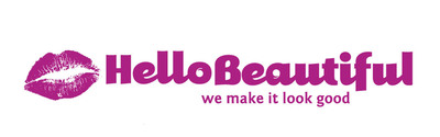 HelloBeautiful logo.  (PRNewsFoto/Interactive One)