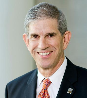 UT Arlington President James D. Spaniolo.