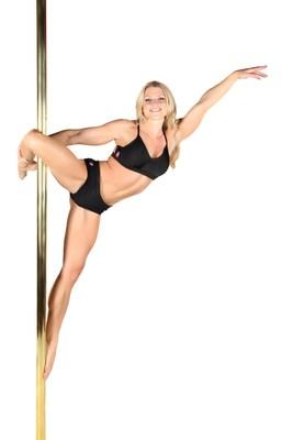 Pole Expo's Fawnia Dietrich (PRNewsFoto/Pole Expo)