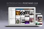 Introducing Postano 2.0.   (PRNewsFoto/TigerLogic Corporation)