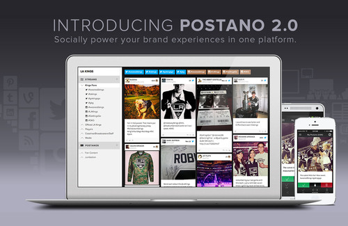 Introducing Postano 2.0. (PRNewsFoto/TigerLogic Corporation) (PRNewsFoto/TIGERLOGIC CORPORATION)