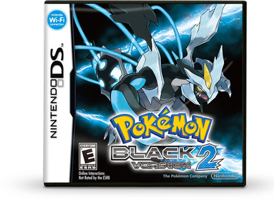Pokemon Black Version 2.  (PRNewsFoto/Nintendo of America)