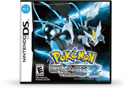 Pokemon Black Version 2.  (PRNewsFoto/Nintendo of America)