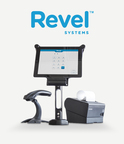 Revel Systems iPad Point of Sale Partners With Index, Offers Personalized Customer Experience for the Enterprise.  (PRNewsFoto/Revel Systems Inc)
