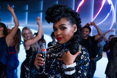 Pepsi's Super Bowl 50 commercial starring Janelle Monae celebrates the brand's heritage in music (Credit: Rachel Murray / Getty Images)
