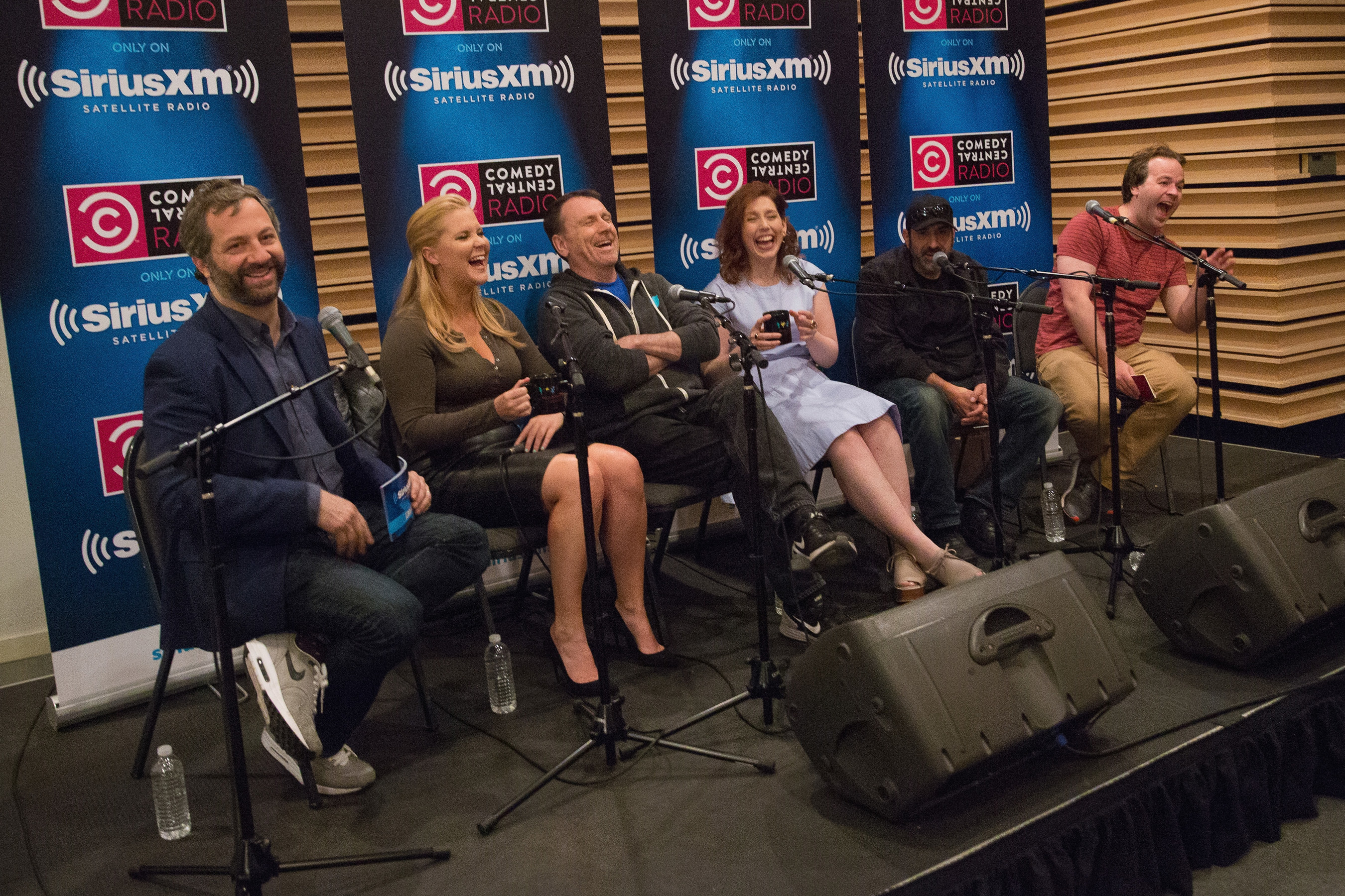 SiriusXM Presents the 'Trainwreck' Takeover on SiriusXM's Comedy Central Radio During July 4th Weekend