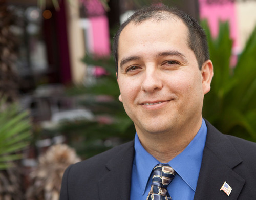 Gerardo Arce was named Vice President of Finance at Taco Cabana.  (PRNewsFoto/Taco Cabana)