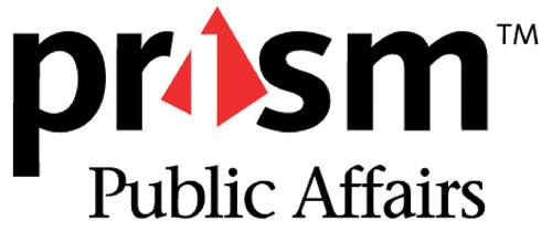 Prism Public Affairs logo. (PRNewsFoto/Rasky Baerlein Strategic Communications, Inc.) (PRNewsFoto/RASKY ...