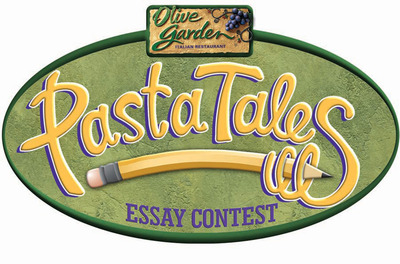 Annual pasta tales essay contest provided by olive garden