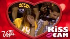 "Las Vegas Shows ""What Happens Here, Stays Here"" with Kiss Cam Stunt at Boise State vs. Wyoming College Basketball Game"