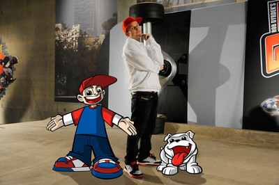 Nicktoons Debuts New Animated Comedy Series, Wild Grinders From Skateboard Pro Rob Dyrdek, on Friday, April 27, at 7:00pm
