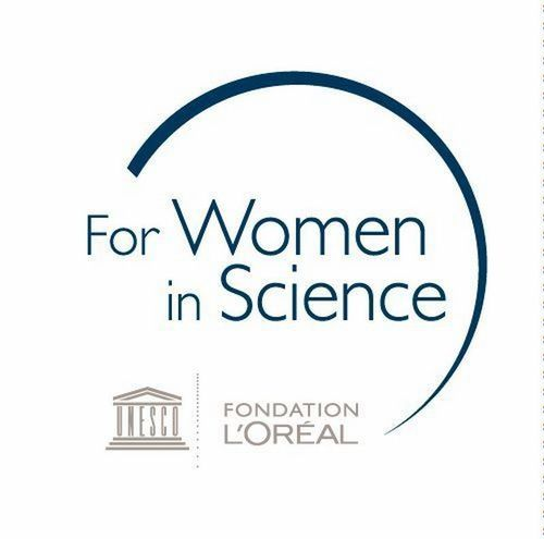 For Women in Science – Fondation l'Oréal - Logo (PRNewsFoto/L'Oreal; UNESCO)