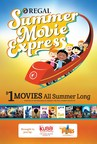 Regal Entertainment Group announces $1 movies for 2016 Summer Movie Express Image Source: Regal Entertainment Group