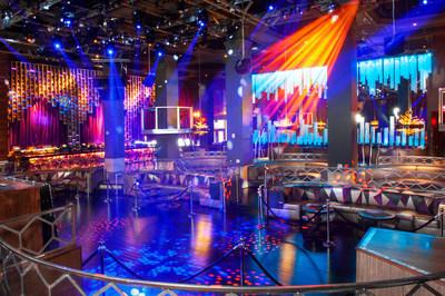 Parq Nightclub brings a slice of Vegas to San Diego with its custom LED lighting design and celebrity entertainment including DJ Steve Aoki, Skylar Grey, Jason Derulo, Chris Brown, MakJ, Ne-Yo, and many more.
