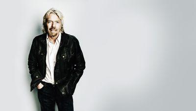 Exclusive interview with Sir Richard Branson (PRNewsFoto/Vision_ae)