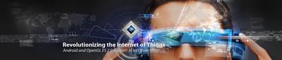Vivante GPUs Revolutionize the Internet of Things.  (PRNewsFoto/Vivante Corporation)