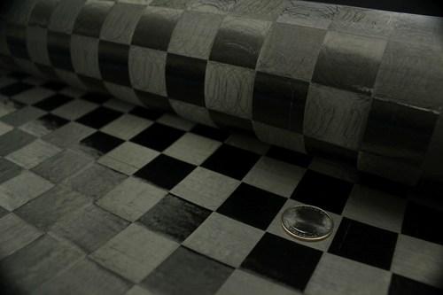 TeXtreme(R) Spread Tow carbon fiber fabrics. (PRNewsFoto/TeXtreme(R)) (PRNewsFoto/TeXtreme(R))