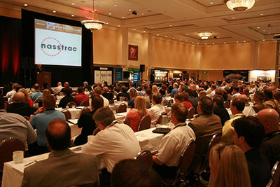 Nearly 600 freight transportation and supply chain executives will attend the 2013 NASSTRAC Shippers Conference & Transportation Expo April 21-24 in Orlando.  (PRNewsFoto/NASSTRAC)