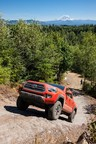 Toyota has chosen Goodyear's Wrangler All-Terrain Adventure with Kevlar tires exclusively for its most off-road capable mid-size pickup-the 2016 Tacoma TRD Off-Road grade. (Image Courtesy of Toyota)