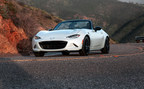 2016 Mazda MX-5 Miata achieves 36 mpg highway with six-speed automatic transmission