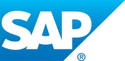 SAP Logo.  (PRNewsFoto/SAP AG)