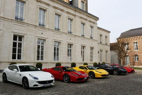 Hôtel du Marc - Veuve Clicquot private mansion in Reims, France. (PRNewsFoto/Veuve Clicquot) ...