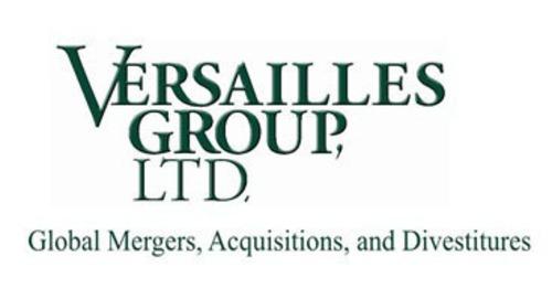 Versailles Group's Logo. (PRNewsFoto/Versailles Group, Ltd.) (PRNewsFoto/VERSAILLES GROUP, LTD.)